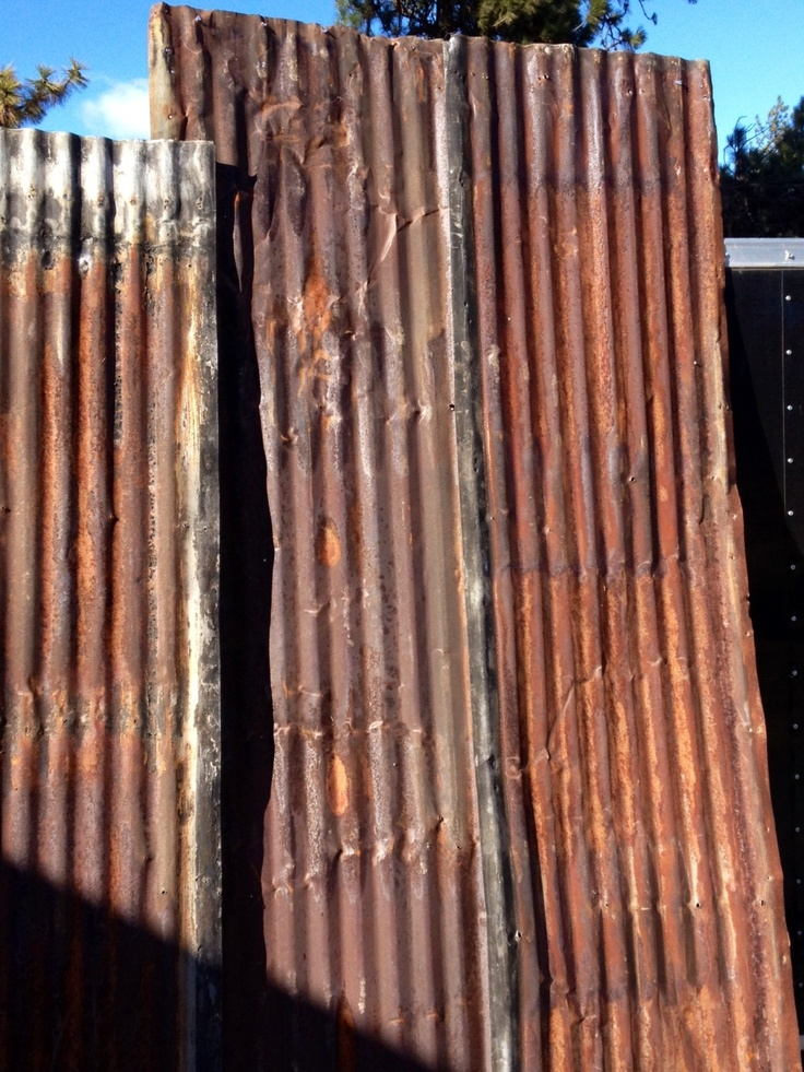 Rusty Barn Metal Roofing