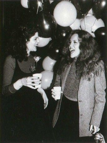 Gilda Radner & Madeline Kahn- These two are amazing. Both gone too soon. <3