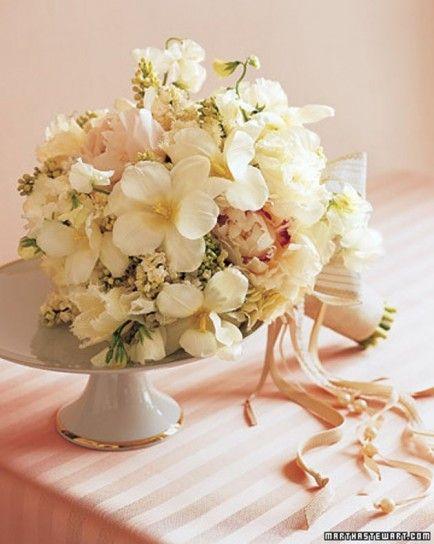 Bouquet sposa di Martha Stewart