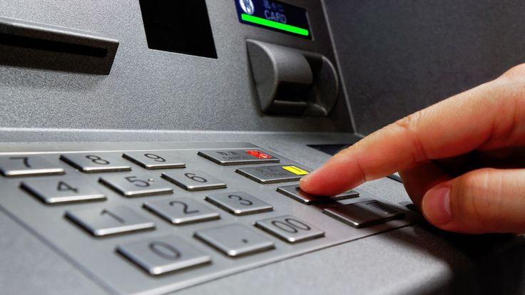 Entering your PIN in reverse at any ATM will not summon the police.