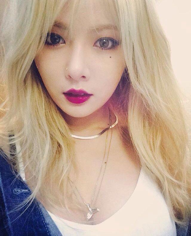Hyuna Roll Deep A+ Album (Instagram)