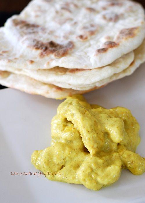 Questo è il piatto che preparo ogni qualvolta ho desiderio di spezie e aromi della cucina indiana, ma non ho il tempo (o la voglia) di avventurarmi in qualcosa di troppo complicato. Declinato in tr...