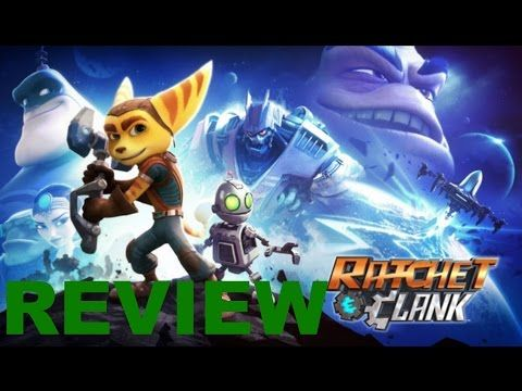 Ratchet And Clank PS4 Game Review