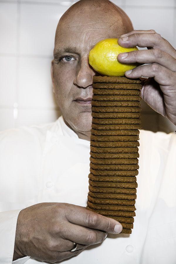 Na een bord zware winterkost is een luchtig, vitaminerijk citroentaartje het perfecte nagerecht.