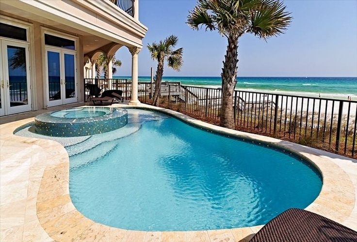 House Vacation Rental In Destin Area From Vacation Rental Travel Vrbo The Beach