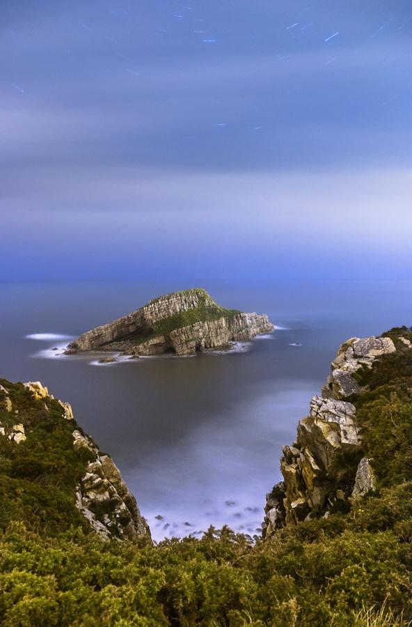 Isla de Deva - Asturias
