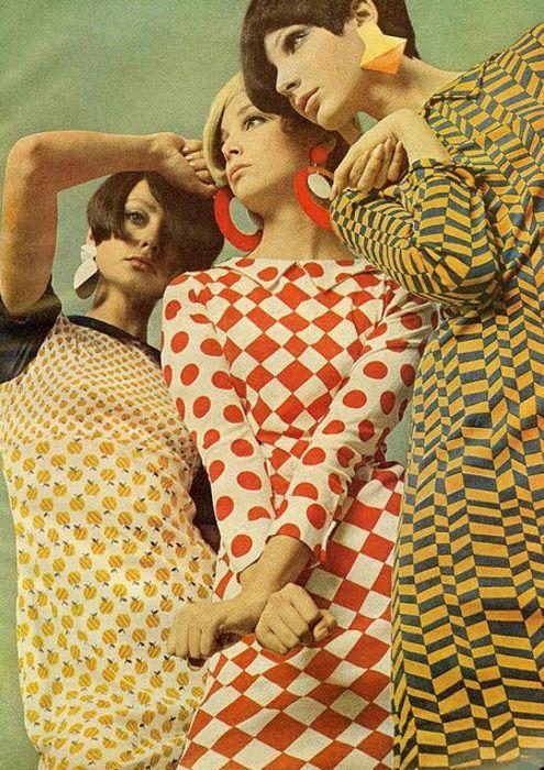 Melijoe.com ♥ ... Mademoiselle Magazine, May 1966.
