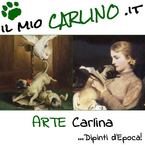 Il Cane Carlino nell'arte! Raccolta di dipinti, di diverse epoche e artisti, ritraenti Carlini. http://ilmiocarlino.it/arte-pittura-epoca.htm  #carlino #cane #carlini #cuccioli #arte #pittura #dipinti