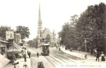Queens Road, Peckham c.1905