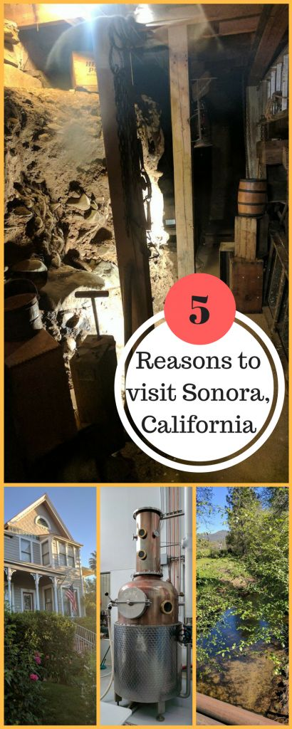 There's so much to do in this California Gold Rush town, you'll want to stay longer than a weekend!