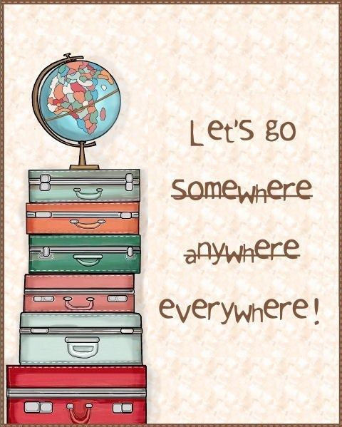 It's on our list #travel #everywhere