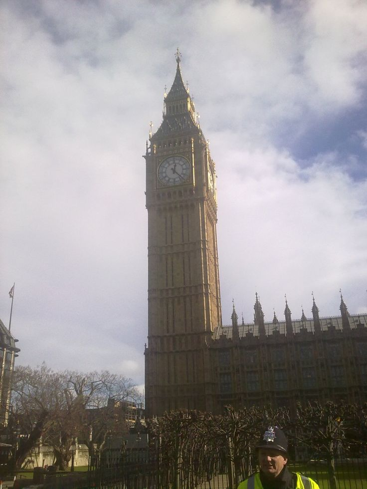 The Whatch Tower #London