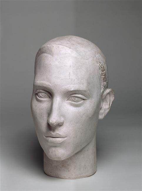Portrait de Raymond Radiguet, Jacques Lipchitz , 1920