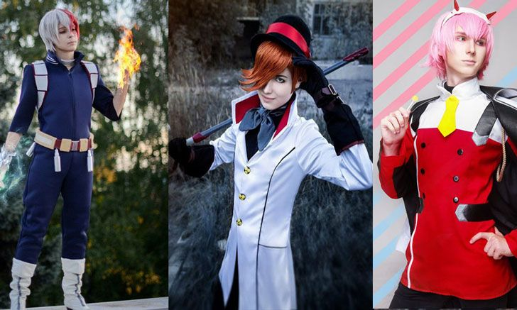 anime cosplay outfits uk
