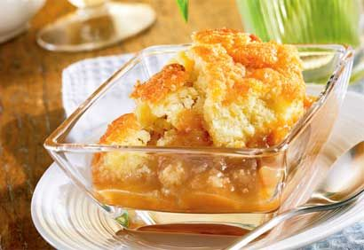 Maple poor man's pudding or as known by French Canadians Pouding chomeur...so yummy and a favorite for us.