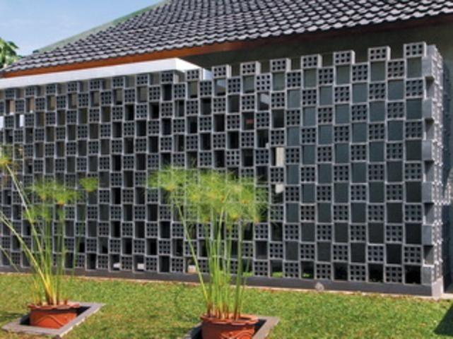 Dinding Rooster Pengganti Pagar Rumah / Pagar / Eksterior / iDEA2013 / Gramedia Majalah - iDEA Online - Segalanya tentang rumah