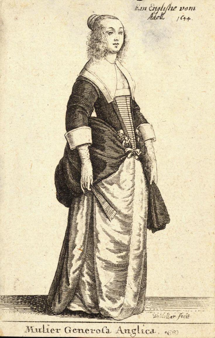 Szkice Hollara I poł XVII wieku. University of Toronto.