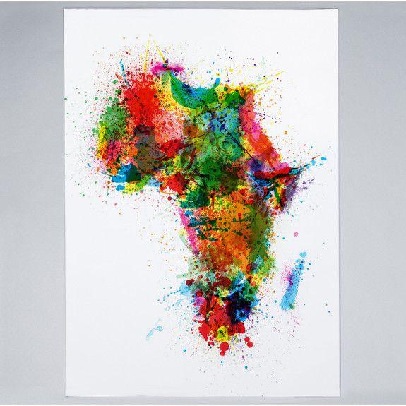 artPause - Colour Map - 6 - Print