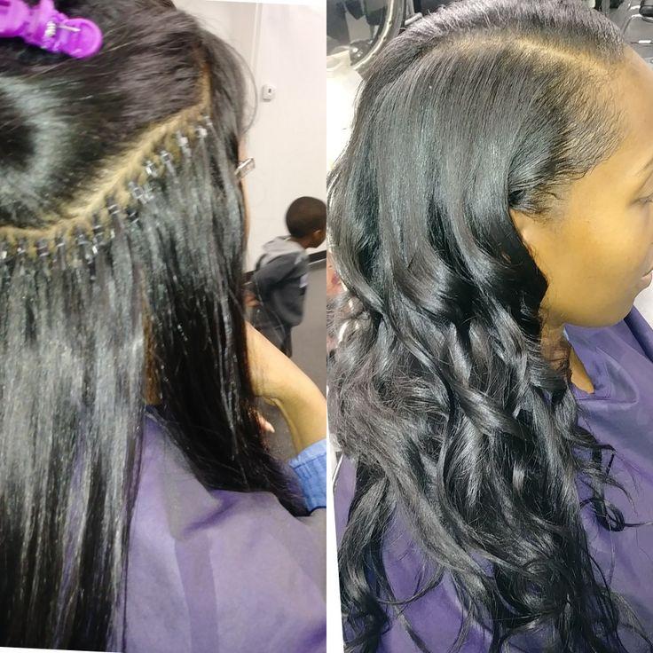 Maryland hair enhancements. Hot & Cold hair Fusion. I take