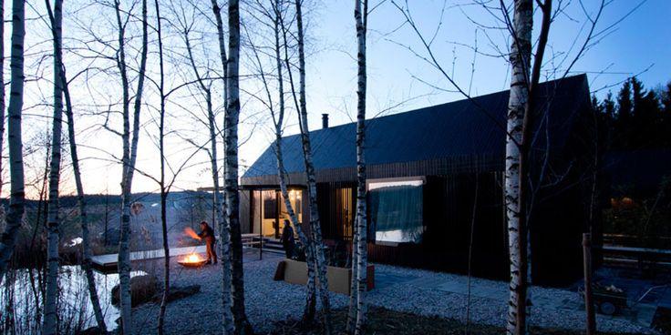 18 best house type 01 images on pinterest barn houses for Design hotel hofgut