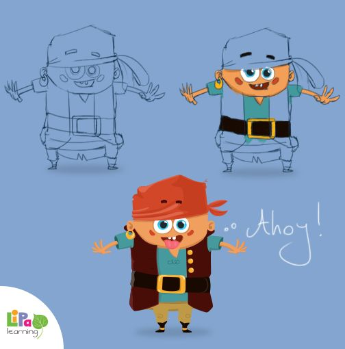 Hey, a new boy is coming to our Lipa world soon! Find him on our FB page and suggest his name. Hurry up: https://www.facebook.com/lipalearning