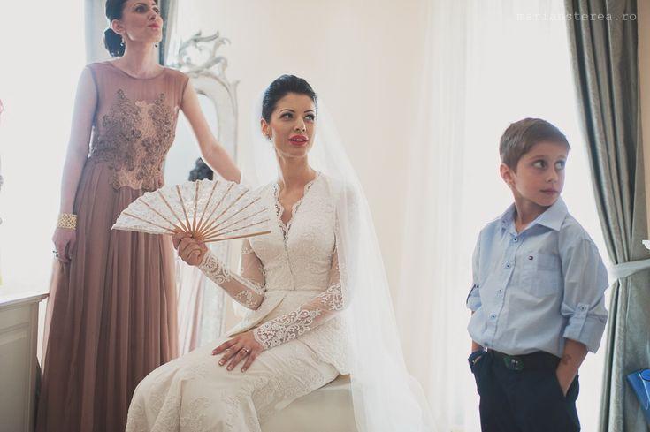Real wedding on my blog!