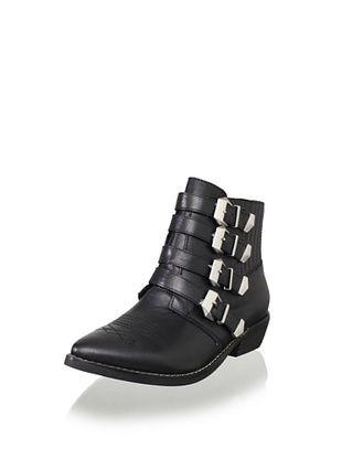 Kelsi Dagger Women's Darius Multi Buckle Cowboy Boot