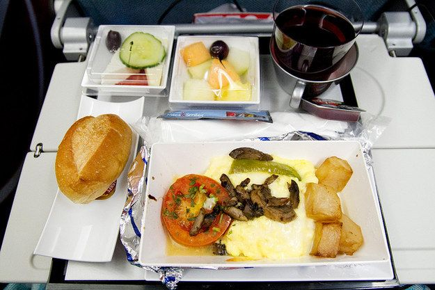 Turkish Airlines | 18 Airline Foods From Around The World