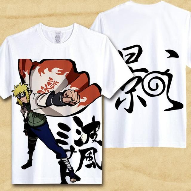 Naruto Sasuke Uchiha Family Logo Sharingan Eye Symbol T-Shirt