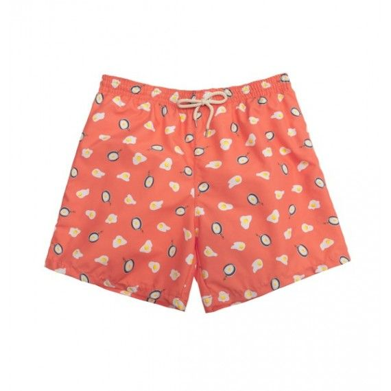 orange eggs men swim short / bañador hombre naranja con huevos €39.95