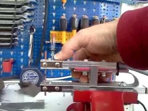 DIY Spot Welding Machine - YouTube