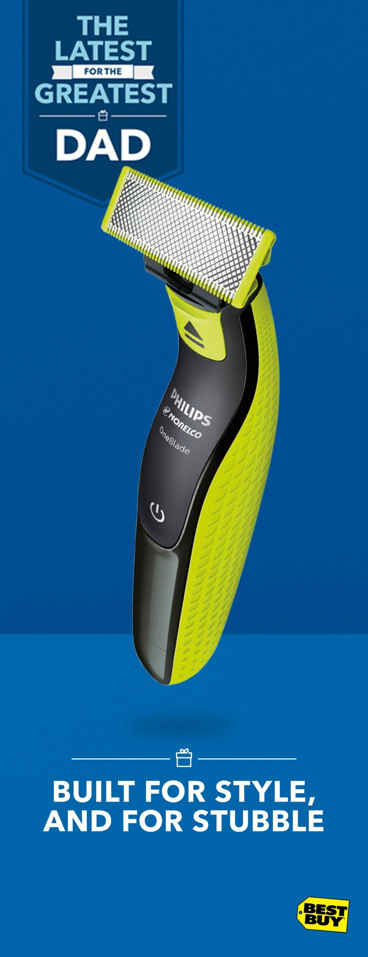 The Philips Norelco OneBlade is no ordinary beard trimmer. Create and shape  moustaches, muttonchops