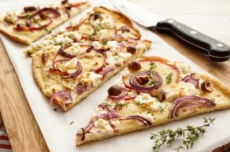 Wheat Belly Pizza | The Dr. Oz Show | Follow this Dr. Oz Recipe board Now and Make it later!