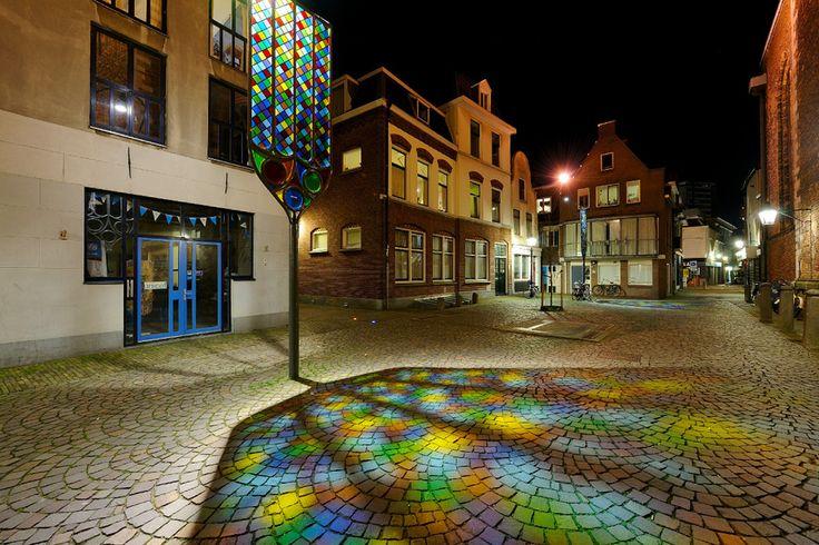 Gabriel Lester made by Van Tetterode Glas Studio