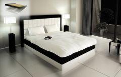 Łóżko tapicerowane BOX KSD Koło