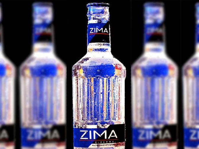 ZOMG! 1990s favorite Zima is about to make a zomeback - CNET
