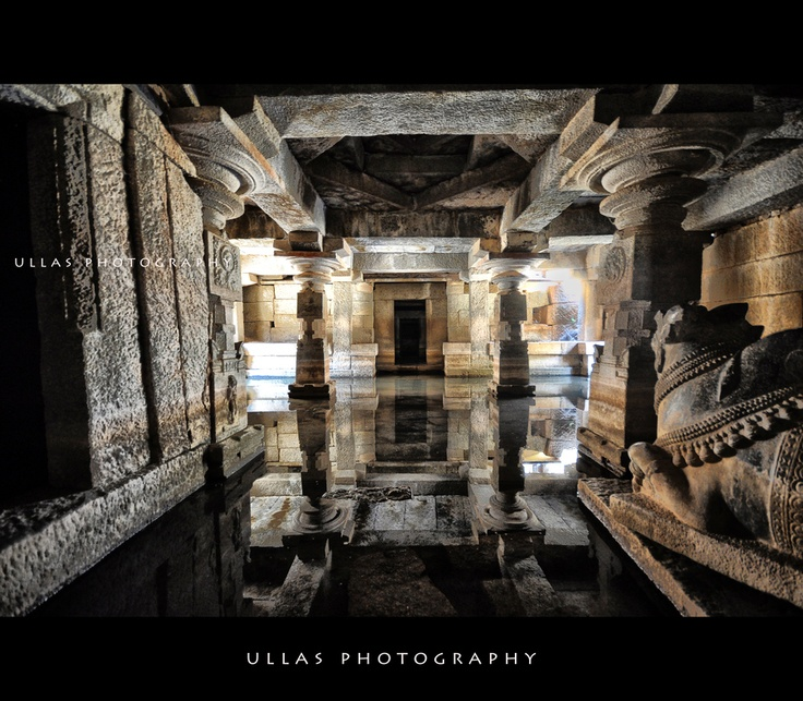 Underground Shiva Temple |Hampi, Karnataka ,India #World heritage