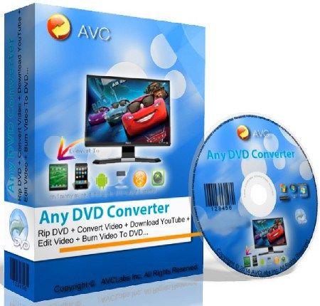 Any Video Converter 6.1.5 Keygen + Serial Key Full Download