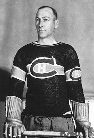 1927 Hart Trophy Herb Gardiner Montreal Canadiens