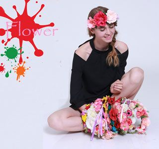 Dongguan Duosen Hair Accessory Co.,LTD News - Do You Know The Industry Price Risk Assessment Analysis About Artificial Flower Crown Headpiece?