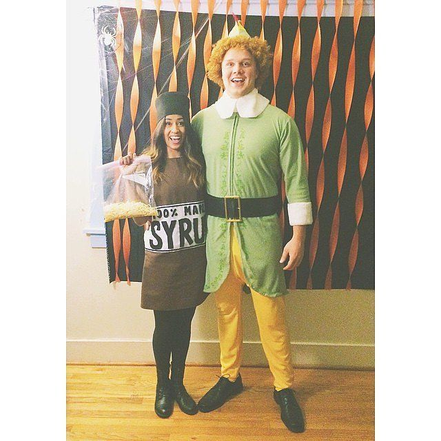 Buddy the Elf and Maple Syrup