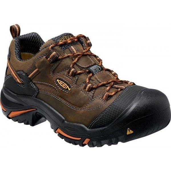 Keen Men's Braddock Low Soft Toe Work Shoes - HeadWest Outfitters