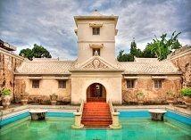 taman sari yogyakarta water castle favorit sultan