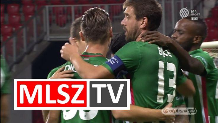 DVSC-TEVA - Ferencvárosi TC | 0-3 | OTP Bank Liga | 6. forduló | MLSZ TV