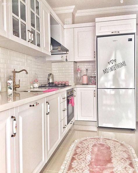 Pastel tonlar ile rahatlatıcı ve sıcak bir ortam. Duygu hanımın evi. – 3