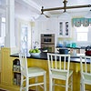 Colorful Country Kitchen