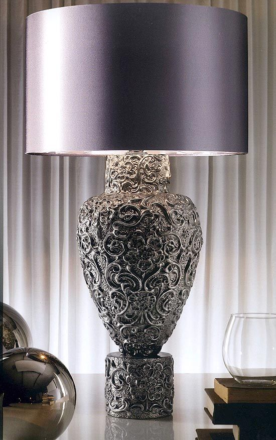 InStyle Decor.com Luxury Hotel Table Lamps, Hotel Lobby Table Lamps, VIP · Large  Table LampsModern ...