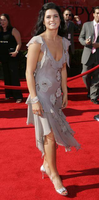 Danica Patrick S Awards Show Dresses Patrick O Brian