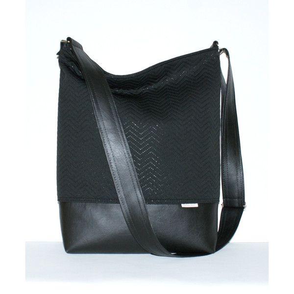 Schultertaschen - 4889k, Shopper schwarz, shopper Schultertasche - ein Designerstück von ankate_shop bei DaWanda