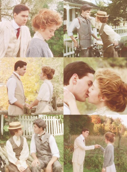 """""""Anne, you have tricked something out of that imagination of yours that you call romance. Have you forgotten how he gave up the Avonlea school for you so that you could stay here with me? He picked you up everyday in his carriage so that you could study your courses together. Don't toss it away for some ridiculous ideal that doesn't exist.""""  - Marilla Cuthbert"""